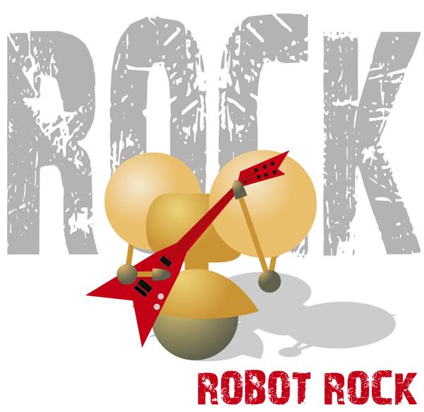 Rock, Robot Rock